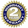 Acroprint 2-Year Warranty