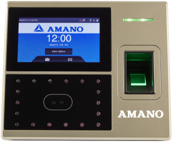 AFR-200 Face, Fingerprint, and Proximity Badge Terminal