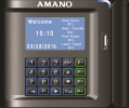 Amano Time Guardian MTX-30 Magnetic Stripe