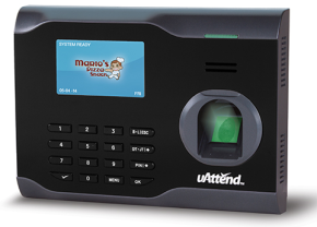 uAttend BN6000 Web-Based Time Clock Terminal