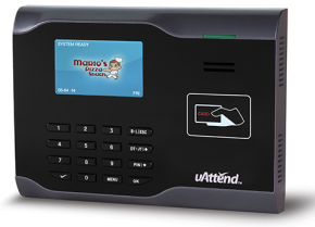 uAttend CB6500 Web-Based Time Clock Terminal
